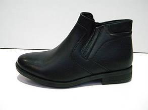 Ботинки осень мальчик 89-5 26-29 р