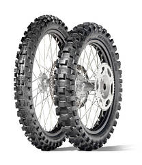 Спортивная мотопокрышка Dunlop Geomax MX3S 110/100-18 TT 62M