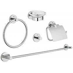 Grohe Essentials набор аксесуаров 5 в 1 арт.40344001