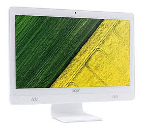 Моноблок Acer Aspire C20-720, White, 19.5' LED HD+ (1600x900), Intel Pentium J37