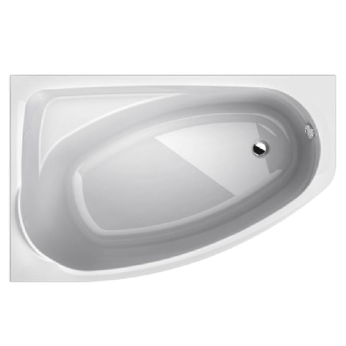 Kolo Mystery Ванна акриловая асимметричная 1500 x 950, левая арт.XWA3751000