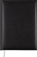 Ежедневник недатированный А5 Buromax BASE(Miradur), 288 стр. черный, BM.2008-01