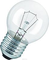 """Лампа накаливания  """"шарик""""  220 вольт ДШ 60 Вт Е 27"""