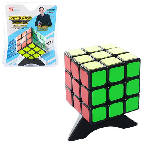 Детская головоломка Кубик Рубика 309KYB на подставке