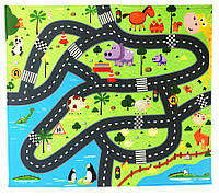 Детский РАЗВИВАЮЩИЙ Игровой коврик 876 (Весна)