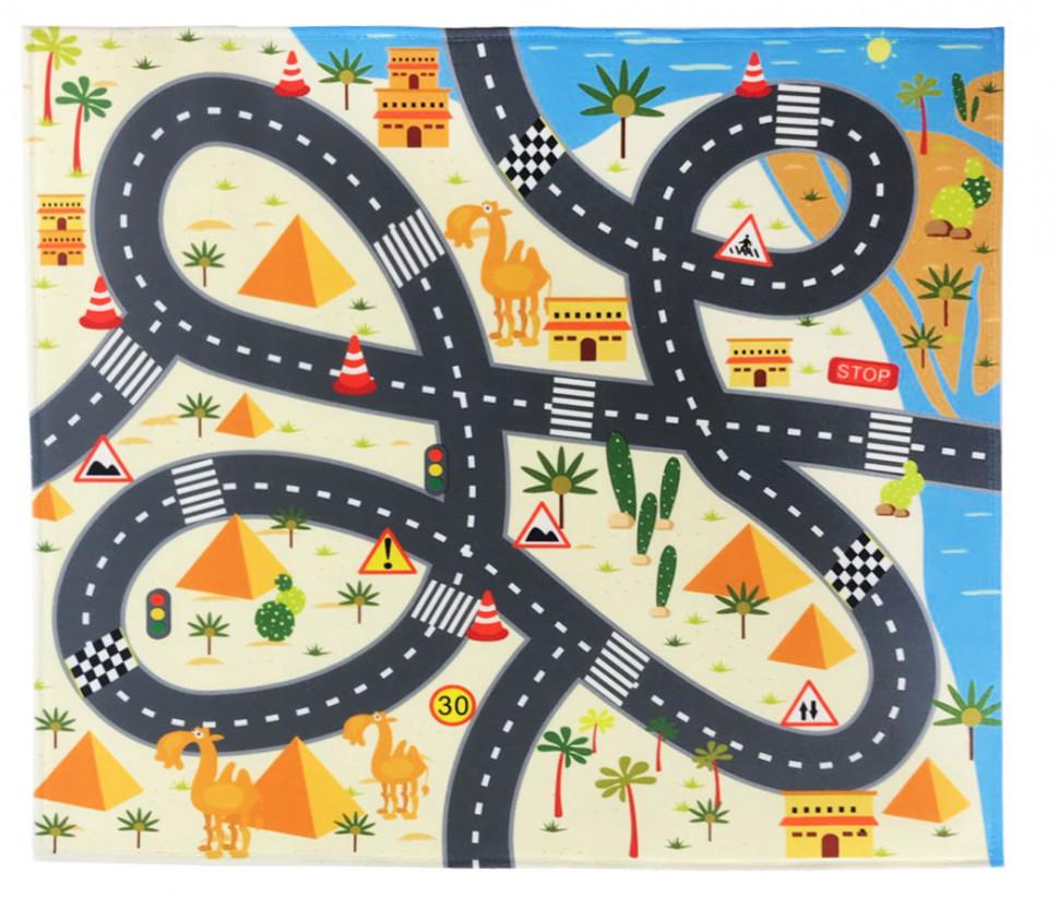 Детский РАЗВИВАЮЩИЙ Игровой коврик 876 (Лето)