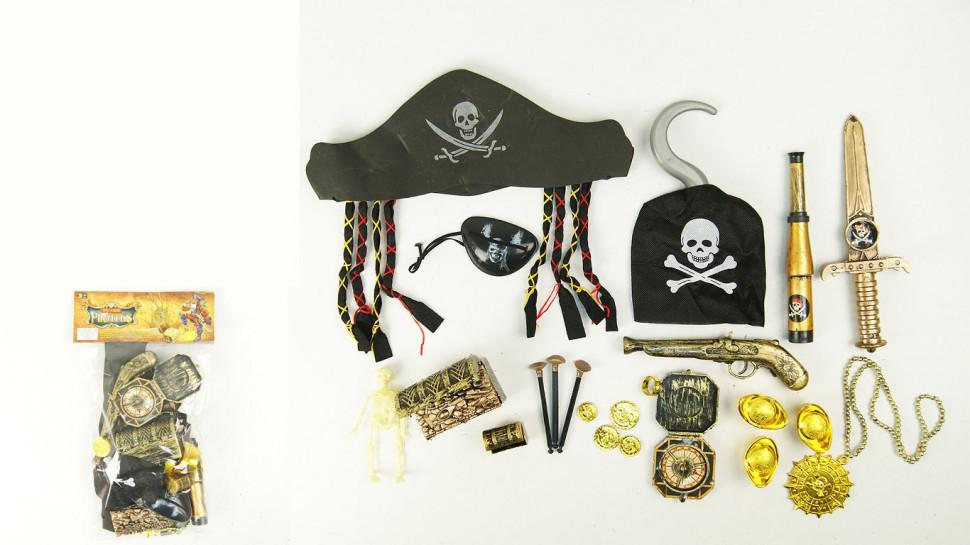 Игровой набор для мальчика Набор пирата ZP2626
