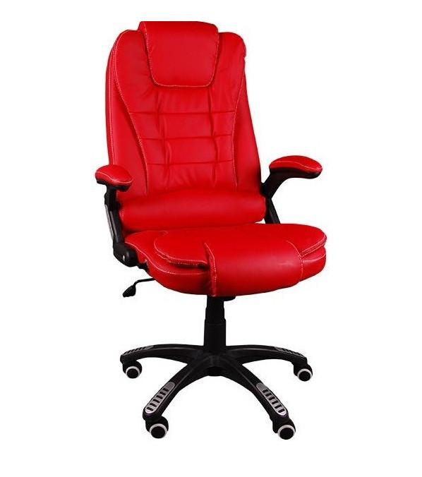 Кресло офисное BSB 001 красное