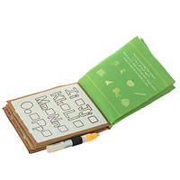 Детский развивающий набор для творчества Книжка YQ5906-1 для рисования водой (Алфавит)