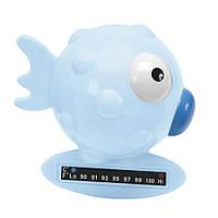 Термометр для ванной Рыбка, Chicco; Цвет - Голубой