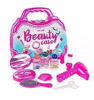 Детский игровой Набор для Девочки Набор парфюмерный в чемодане 199OR, фото 1