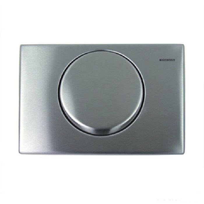 Geberit Delta 15 Смывная клавиша для одинарного смыва, нержавеющая сталь арт.115.101.00.1