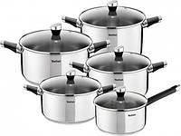 Набор посуды Tefal EMOTION E823SC74 из 10 предметов