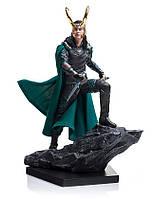 Статуэтка Iron Studios Statue Thor: Ragnarok Локи Loki BL52