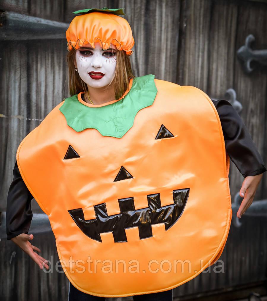 Карнавальный костюм Тыква на Хэллоуин