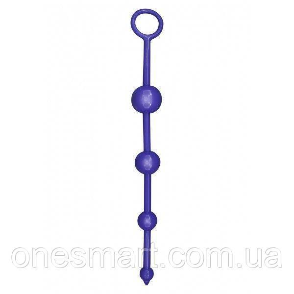 Распродажа! фиолетовая анальная игрушка силикон