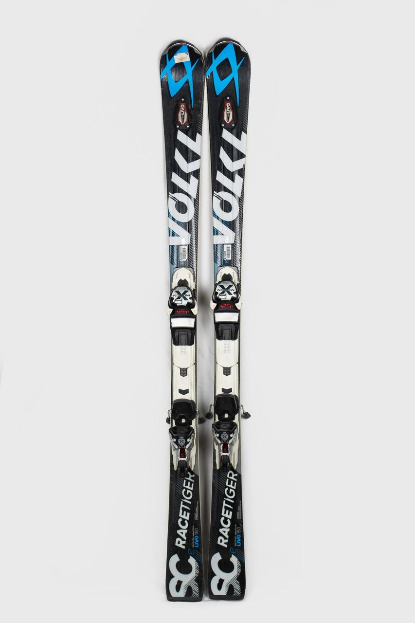 Лыжи Volkl Uvo SC racing 150 black из АВСТРИИ, фото 1