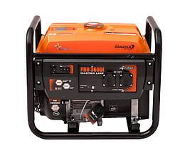 Генератор бензиновый инверторный 3,6 кВт Weekender 3600PRO
