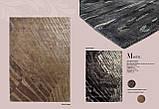 Итальянский ковер MISTIC GREY 81830 темно-серый 200x300 Sitap (бесплатная адресная доставка), фото 6