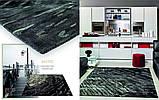 Итальянский ковер MISTIC GREY 81830 темно-серый 200x300 Sitap (бесплатная адресная доставка), фото 7