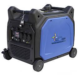 Генератор инверторный бензиновый 6 кВт Weekender X6500ie электрозапуск