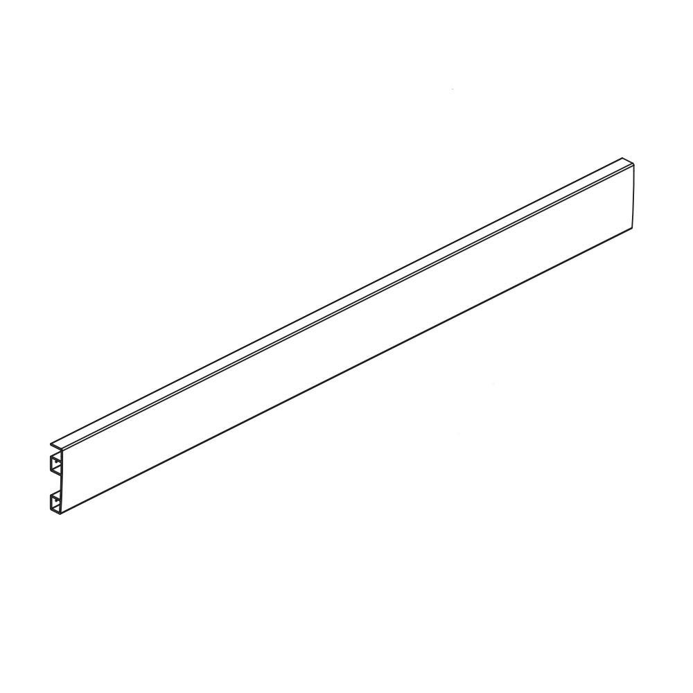 Radaway Панель 1000 мм. для поддонов Argos на ножках  арт. 001-510094004