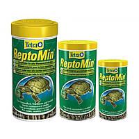 Корм Tetra ReptoMin для водных черепах в виде палочек