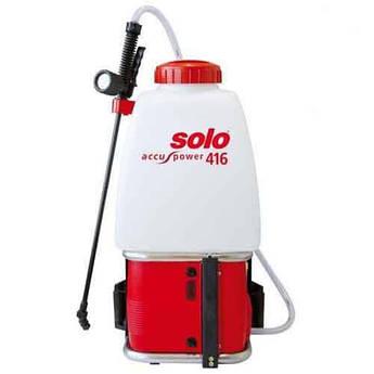 Мотооприскувач акумуляторний нагнітальний SOLO 416Li