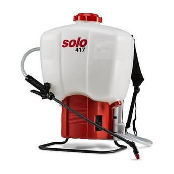 Мотоопрыскиватель аккумуляторный нагнетательный SOLO 417