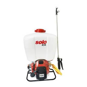Мотоопрыскиватель бензиновый нагнетательный SOLO 434
