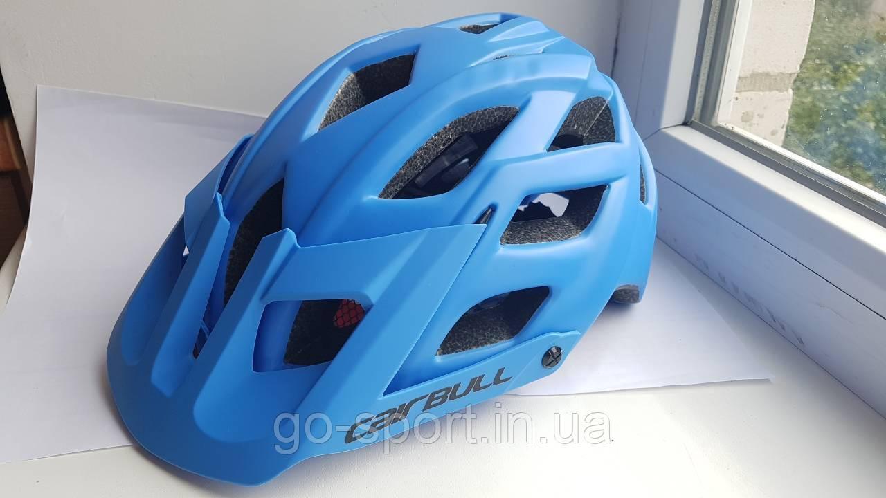 Велосипедный шлем Cairbull blue