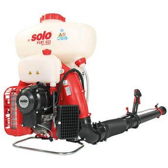 Мотоопрыскиватель бензиновый форсуночный SOLO 423