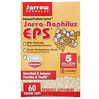 Пробиотик Jarrow-Dophilus EPS, 60 овощных капсул, Jarrow Formulas