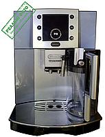 Кофемашина Delonghi ESAM 5500, б/у Синий