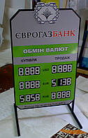 Штендер для банка