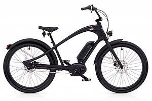 "Велосипед 26"" Electra Ace GO! Men black"