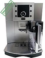 Кофемашина Delonghi ESAM 5500, б/у Серебристый