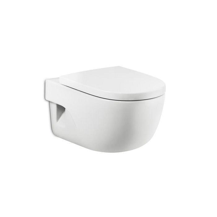 Roca Meridian Унитаз подвесной в комплекте с сиденьем Soft-Close арт.A34H249000