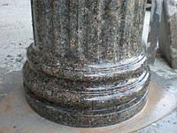 Колонны из гранита в Одессе 002