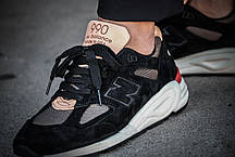 Мужские кроссовки NEW BALANCE 990 V2 ( Реплика ), фото 3