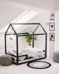 Детская кроватка Напольная +