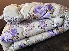 "Полуторное шерстяное одеяло ""№637"" 140х205 Полуторное 140х205"