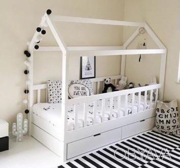 Дитяче ліжечко Стандарт S