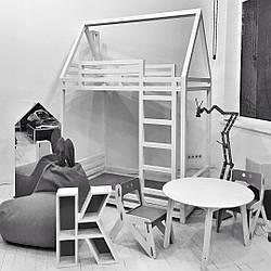 Детская кроватка Двухэтажная