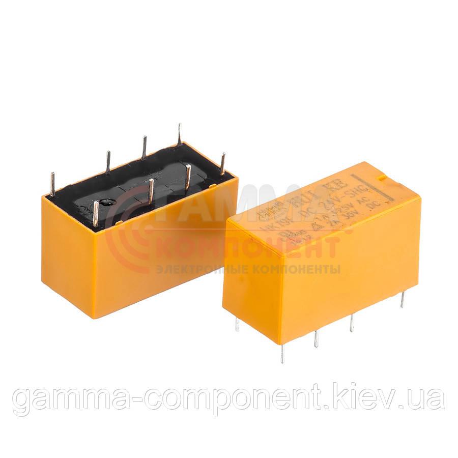 Реле JRC-19F(4078), 2А, 24VDC/ контакты-2С