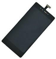Дисплей для китайских телефонов D300FPC0016-B 43x73 мм