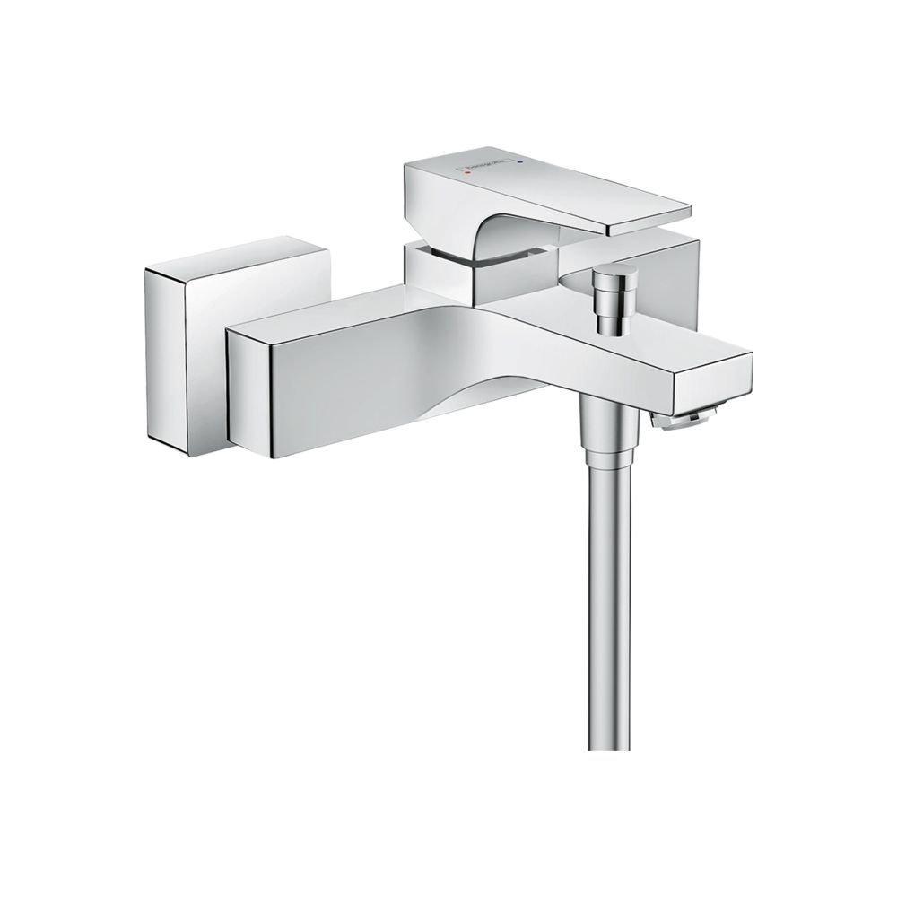 Hansgrohe Metropol Смеситель для ванны, однорычажный, с рычаговой рукояткой, ВМ арт.32540000