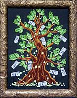 """Набор для вышивки бисером """"Дерево достатка"""""""