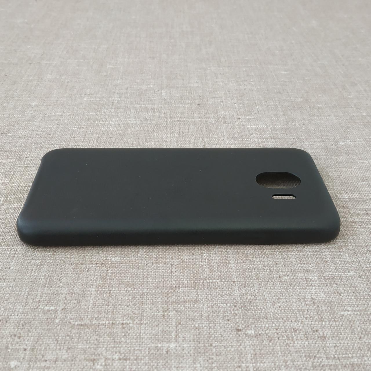 Чехол 2E PU Samsung Galaxy J4 J400 black (J400) 2018 Для телефона