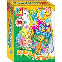 Мозаика со стразами Бабочки vt4303-02